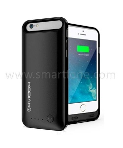 Power case KODIAK negro iPhone 6