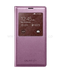 Protector Samsung View Cover Para S5