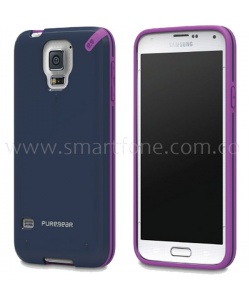 Protector Pure Gear Slim Shell Para S5